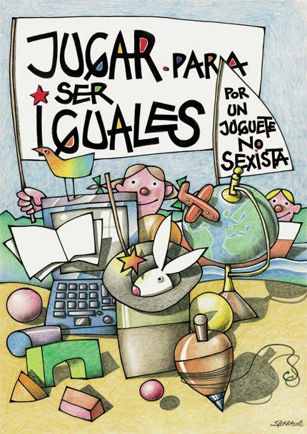 DECÁLOGO PARA ELEGIR JUEGOS Y JUEGUETES NO VIOLENTOS Y NO SEXISTAS